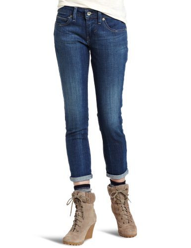 Levi's Juniors Cropped Boyfriend Skinny Jean, Sweetheart,31 Medium