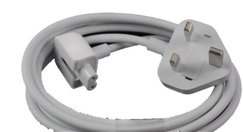 Genuine apple uk 3 pin extension power cord ,cable for macbook pro,macbook air,for all macbook adapters