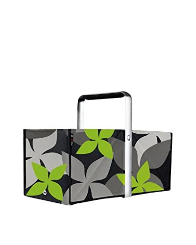 WMF Cesto Spesa  Ripiegabile Pickup Flower Green