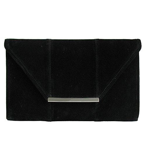 jnb-suede-block-envelope-clutch-black-fuchsia-royal-blue-turquoise