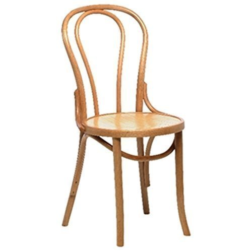 Bentwood Bistro Sidechair Natural (Box 2)