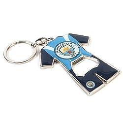Manchester City F.C. Keychain Bottle Opener