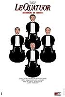 Le quatuor : danseurs de cordes