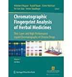 (CHROMATOGRAPHIC FINGERPRINT ANALYSIS OF HERBAL MEDICINES: THIN-LAYER AND HIGH PERFORMANCE LIQUID CHROMATOGRAPHY OF CHINESE DRUGS) BY WAGNER, HILDEBERT(AUTHOR)Hardcover Nov-2011