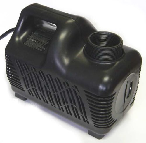 Crystal Pond Professional Waterfall Pump Model Wfp3600