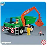 Playmobil 7655 Construction Vehicle