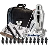 Bartending Bar Kit, Home and Travel- 24 Piece Kit! Best Seller!