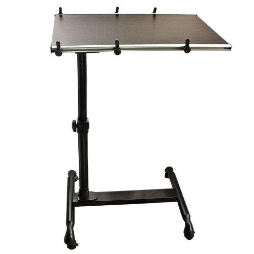 Gong gede pflegetisch betttisch laptoptisch for Mesa auxiliar cocina con ruedas