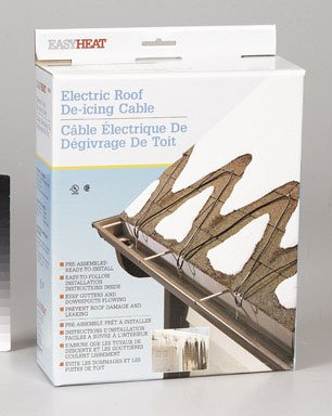 Review Easy Heat ADKS-600 120-Foot Roof Snow De-Icing Kit