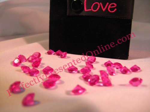 Diamond Confetti- Hot Pink 1 Carat 2000 pieces