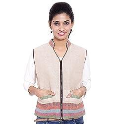 Fbbic Women's Smart Jute Jacket