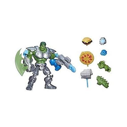[Avengers Super Hero Mashers Smash Fist Hulk Figure Toy Game Loose Action Brand New] (Incredible Hulk Costume Ideas)