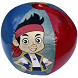 Disney Beach Ball - Jake and the Neverland Pirates