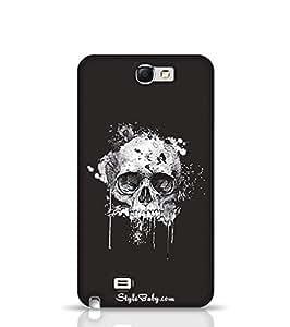 Stylebaby Skull Samsung Galaxy Note 2 Phone Case