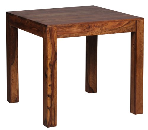 Wohnling-WL1319-Design-Esstisch-quadratisch-Massiv-Sheesham-Massivholz-80-x-80-cm