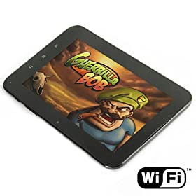 7 Inch Tablet Pc Android 2.3 Os Allwinner 5-point Capacitive Screen 2gb