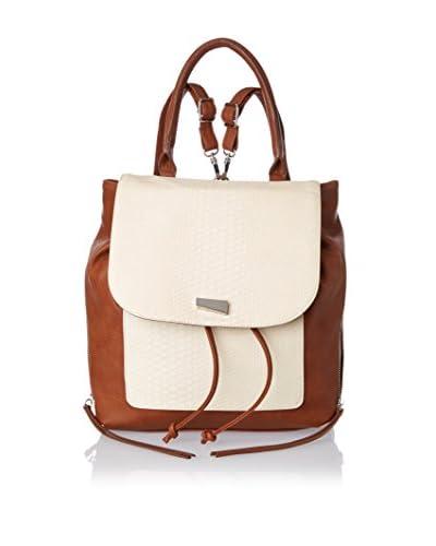 Steve Madden Women's Cammie Backpack, Cognac