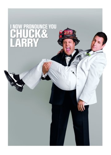 I Now Pronounce You Chuck & Larry Review