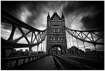 Marcin Stawiarz London Tower Bridge Art Print Poster - 11x14