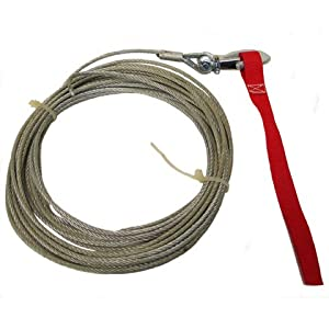 Replacement Cable For Winch 6212002