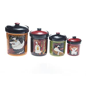 Canister Sets Fat Chef Kitchen Fat Chef Kitchen