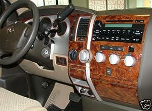 amazon com toyota tundra interior burl wood dash trim kit 3D Dash Kits 2010 Toyota Tundra Dash Kit