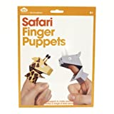 Safari Finger Puppets||RNWIT