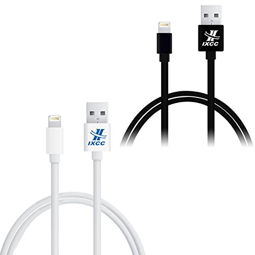 iXCC ® MX Defender Series Lightning Cable 3ft  8 pin USB S