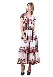 Selfiwear SW-514 Georgeous Georgette Dress