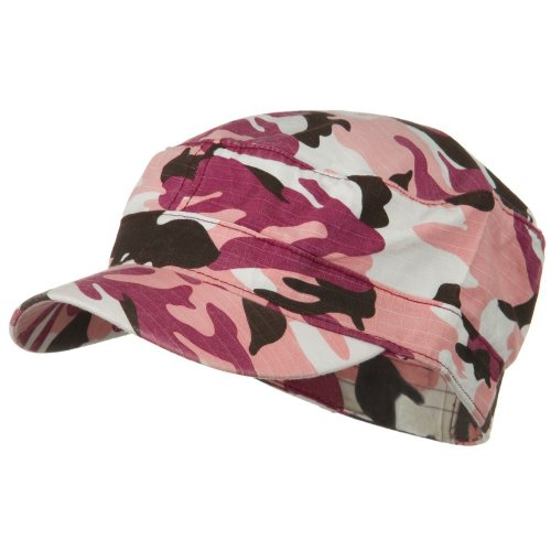Fitted Cotton Ripstop Army Cap at Amazon.com