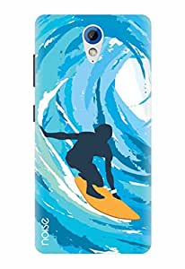 Noise Designer Printed Case / Cover for HTC Desire 620G / Patterns & Ethnic / Cold water surfs Design