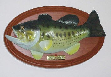 Complete guide to singing fish the best gift you could for Talking bass fish