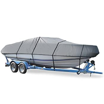 GREAT QUALITY BOAT COVER FITS JAVELIN 370A SC O/B 1993 1994 1995 1996 1997 1998 discount price 2015