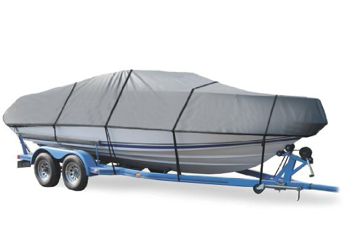 GREAT QUALITY BOAT COVER FITS Sea Ray 185 Bowrider I/O 1997 1998 Great Quality