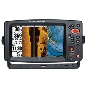 Humminbird 999ci HD SI Combo - Side Imaging TM Transducer - KVD Edition
