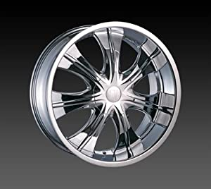 "18"" Velocity Vw750 Wheels 18x7.5 Offset:38 Chrome Rims Sale 4x114.3"