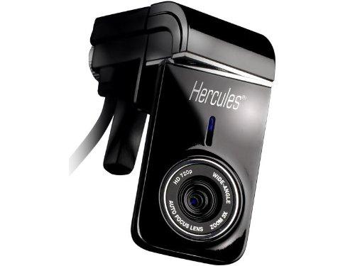 Hercules 4781013 HD720P Webcam for Notebooks