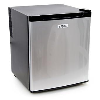 Mini Getränke Kühlschrank Minibar Single Kompakt 3 Ablage Weiß EEK A 65L