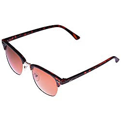 Allen Cate Premium Brown Master Club Sunglasses