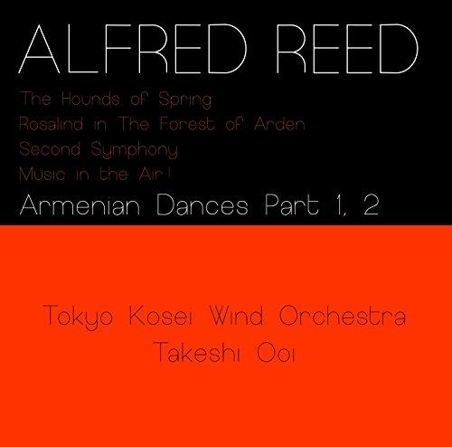 アルメニアン・ダンス(全曲)/リード作品集(UHQCD)
