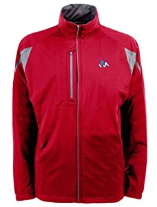 Fresno State Highland Water Resistant Jacket by Antigua
