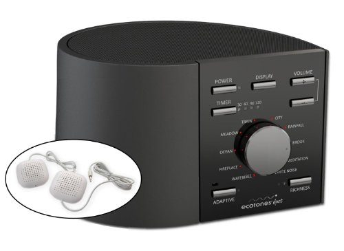 noise cancelling sound machine