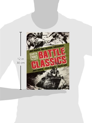 Garth Ennis Presents Battle Classics HC