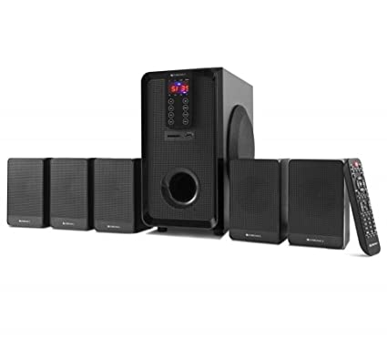 Zebronics SWT8391RUCF 5.1 Multimedia Speakers