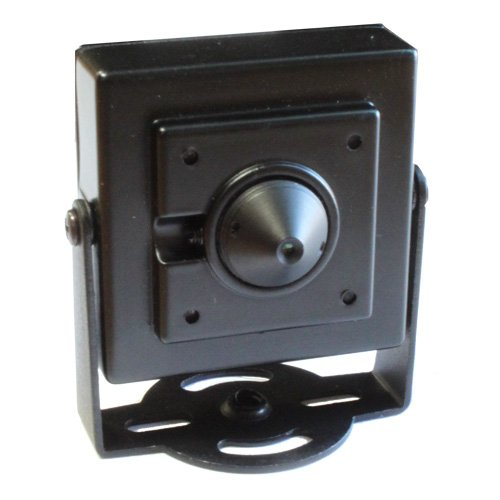 "Small Pinhole Camera Hidden Camera Security Camera. 1/3"" Sony CCD, 425TVL. Can Be Virtually Hidden Anywhere. Dimension: 35.5mm/35.5mm. Super Low 0.5LUX. Works Great in Low Light"