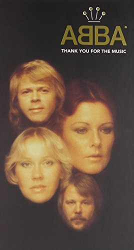 Abba - Thank You for the Music [1995] - Zortam Music