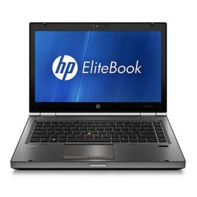 HP EliteBook 8470w B8V41UT 14 LED Notebook Intel Core i5-3360M 2.80GHz 8GB DDR3 500GB HDD DVDRW SuperMulti AMD FirePro M2000 Bluetooth Windows 7 Able 64-bit