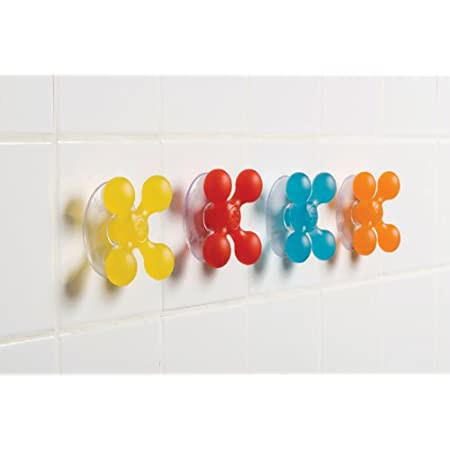 Bubble Suction Hooks Pack of Four