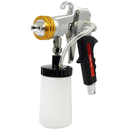 Professional Belloccio Turbo-Tan Metal HVLP Precision Spray Sunless Tanning Solution Application Gun; Model G11 (Spray Gun Tan compare prices)
