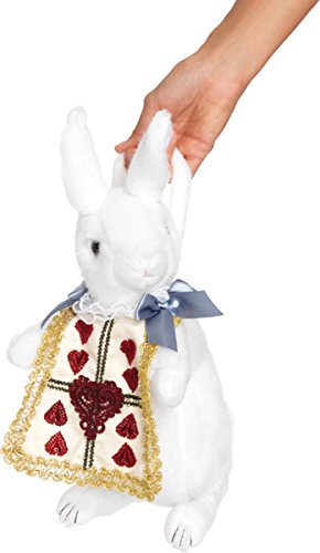 Leg Avenue A1521LA Wonderland Rabbit Handbag